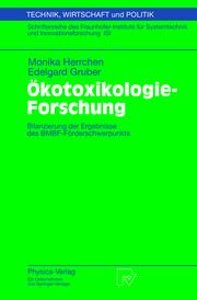 Ökotoxikologie-Forschung
