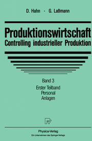 Produktionswirtschaft - Controlling industrieller Produktion