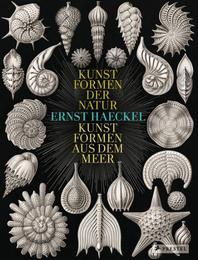 Ernst Haeckel: Kunstformen der Natur - Kunstformen aus dem Meer - Cover