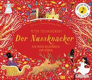 Peter Tschaikowsky - Der Nussknacker - Cover