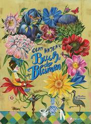 Olaf Hajeks Buch der Blumen - Cover