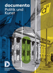 documenta. Politik und Kunst - Cover