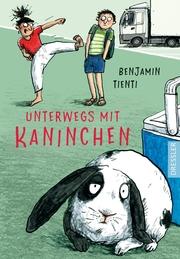 Unterwegs mit Kaninchen - Cover