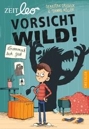 Vorsicht wild! - Cover