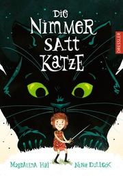 Die Nimmersattkatze - Cover
