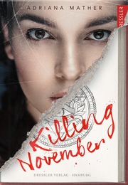 Killing November 1 - Cover