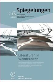 Literaturen in Wendezeiten