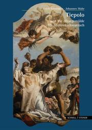 Tiepolo und die Altargemälde für Münsterschwarzach