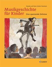 Musikgeschichte für Kinder - Cover