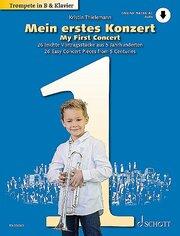 Mein erstes Konzert