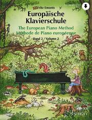 Europäische Klavierschule 2