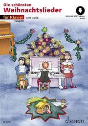 Die schönsten Weihnachtslieder sehr leicht bearbeitet