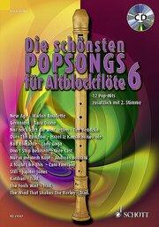Die schönsten Popsongs für Alt-Blockflöte 6