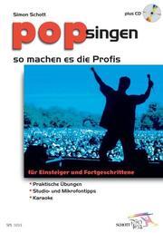 Pop singen - So machen es die Profis