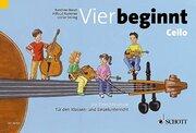 Vier beginnt Cello