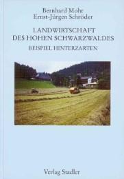 Die Landwirtschaft des Hohen Schwarzwaldes am Beispiel Hinterzarten