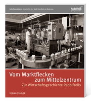 Vom Marktflecken zum Mittelzentrum - Cover