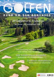 Golfen rund um den Bodensee 2020