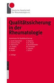 Qualitätssicherung in der Rheumatologie
