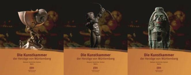 Die Kunstkammer der Herzöge von Württemberg