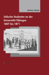 Jüdische Studenten an der Universität Tübingen