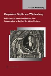 Magdalena Sibylla von Württemberg