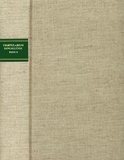 Chartularium Sangallense