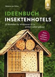 Ideenbuch Insektenhotels - Cover