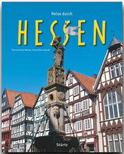Reise durch Hessen - Cover
