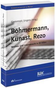 Böhmermann, Künast, Rezo