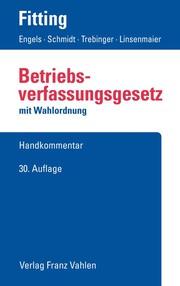 Betriebsverfassungsgesetz