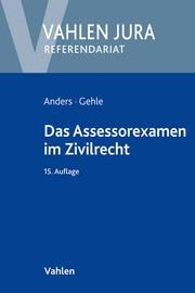 Das Assessorexamen im Zivilrecht