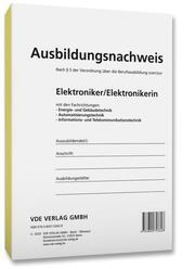 Ausbildungsnachweis Elektroniker/Elektronikerin