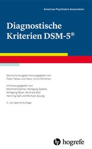 Diagnostische Kriterien DSM-5