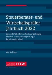 Steuerberater- und Wirtschaftsprüfer-Jahrbuch 2022