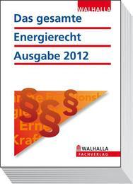 Das gesamte Energierecht
