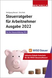 Steuerratgeber für Arbeitnehmer - Ausgabe 2022