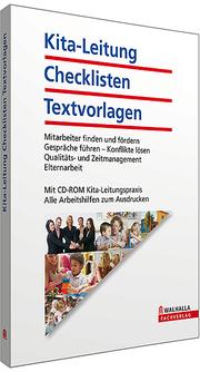 Kita-Leitung, Checklisten, Textvorlagen mit CD-ROM