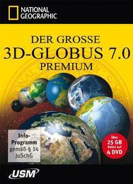 Der große 3D-Globus 7.0 Premium