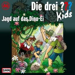 Jagd auf das Dino-Ei