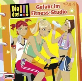 Gefahr im Fitness-Studio