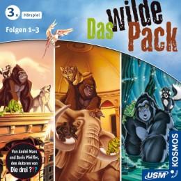 Das wilde Pack 1-3