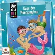Kuss der Meerjungfrau