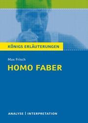 Homo faber von Max Frisch