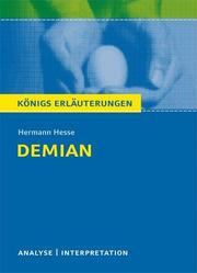 Erläuterungen zu Hermann Hesse: Demian