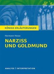 Textanalyse und Interpretation zu Hermann Hesse: Narziß und Goldmund