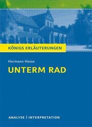 Unterm Rad von Hermann Hesse.