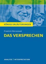 Das Versprechen von Friedrich Dürrenmatt.