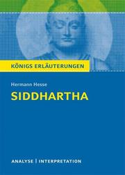 Siddhartha von Hermann Hesse