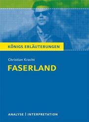 Faserland von Christian Kracht.